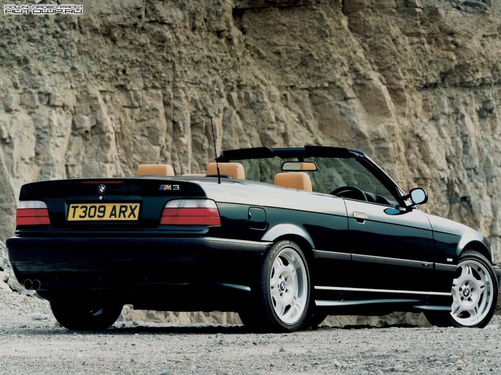 BMW M3 E36 Cabrio photo 59023