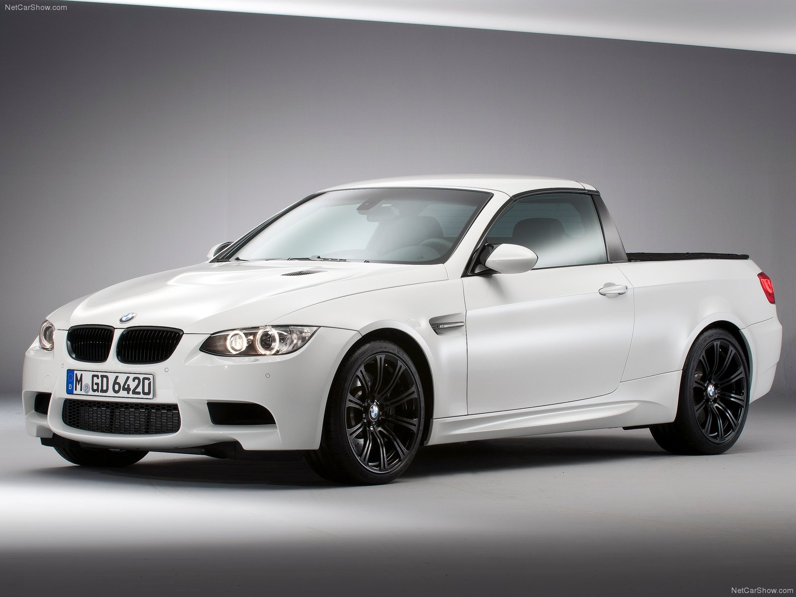 Bmw M3 Pickup Picture 79513 Bmw Photo Gallery Carsbase Com