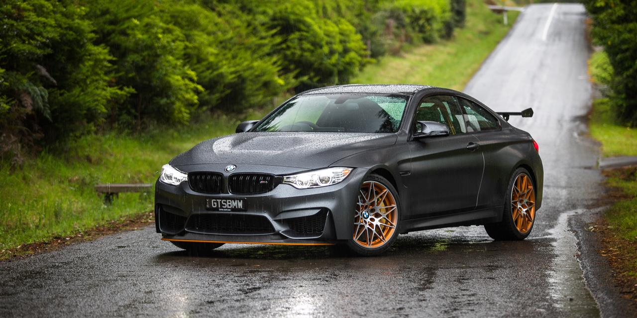New Bmw M4 Gts Pictures