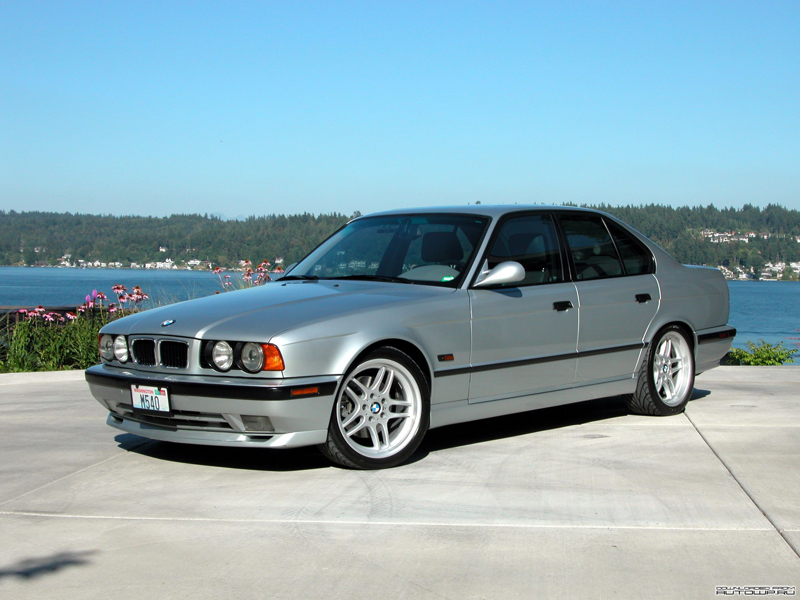 Bmw M5 E34 Picture 64170 Bmw Photo Gallery Carsbase Com