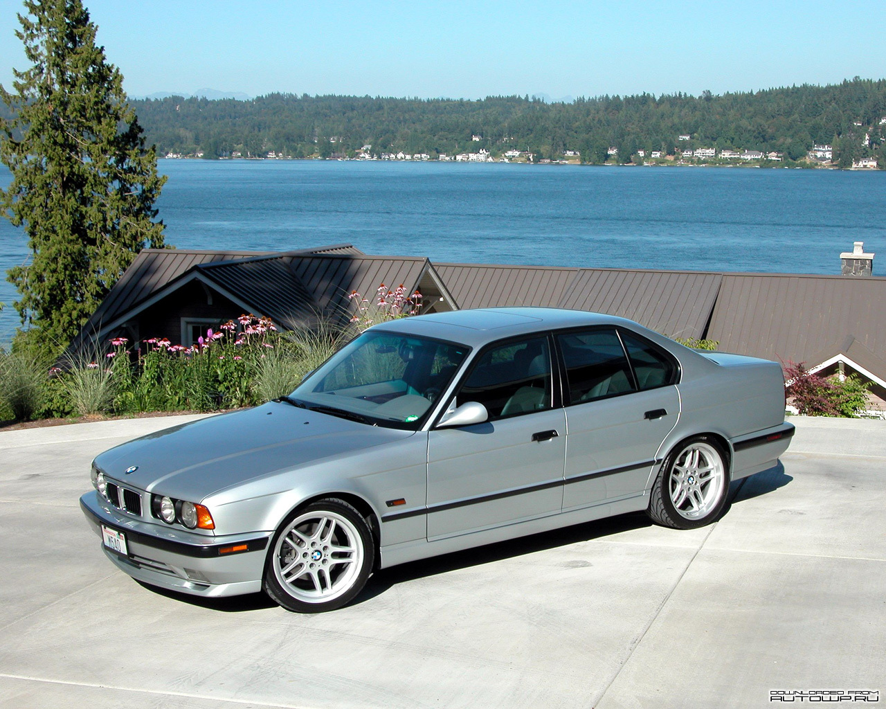 Bmw M5 E34 Picture 64211 Bmw Photo Gallery Carsbase Com