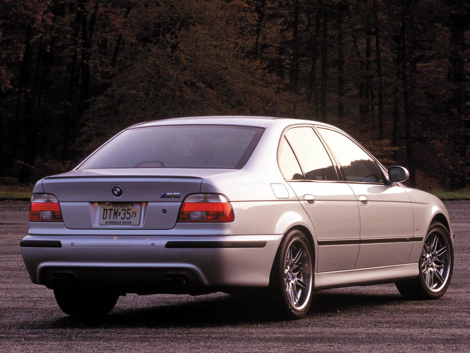 Bmw M5 E39 Photos