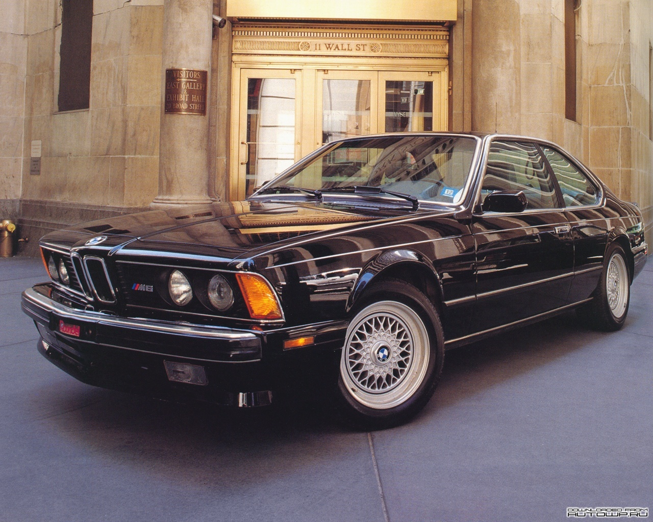 BMW M6 E24 photos  PhotoGallery with 9 pics CarsBasecom
