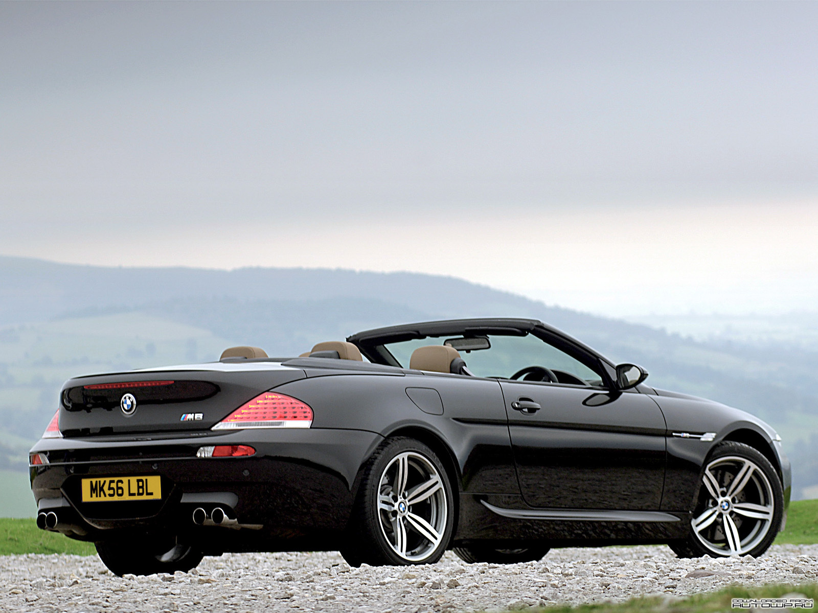 Bmw M6 E64 Convertible Photos Photogallery With 46 Pics