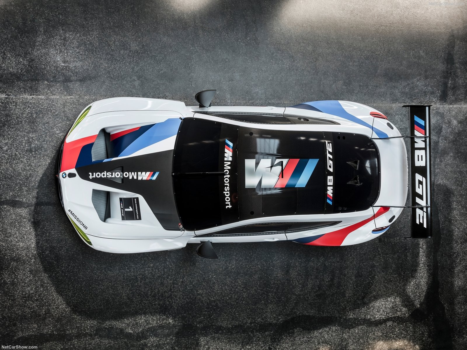 BMW M8 GTE Racecar photo 186216