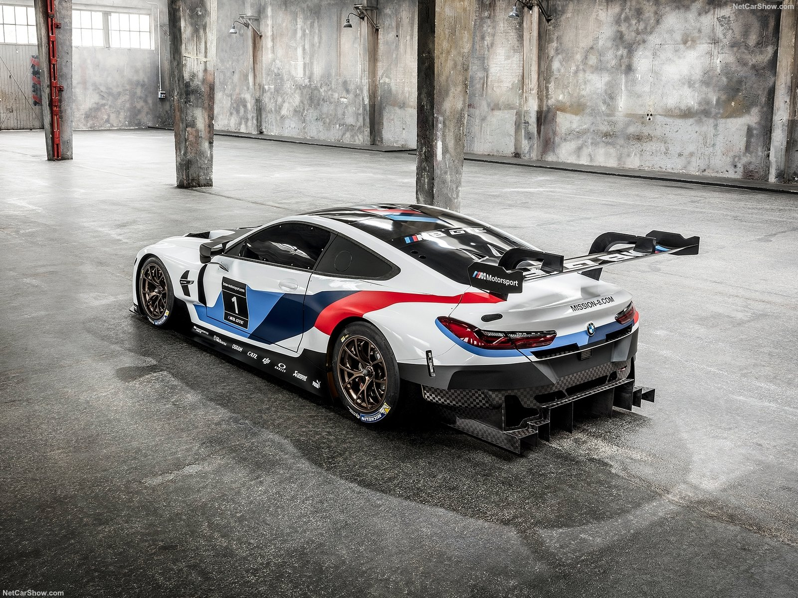 BMW M8 GTE Racecar photo 186220
