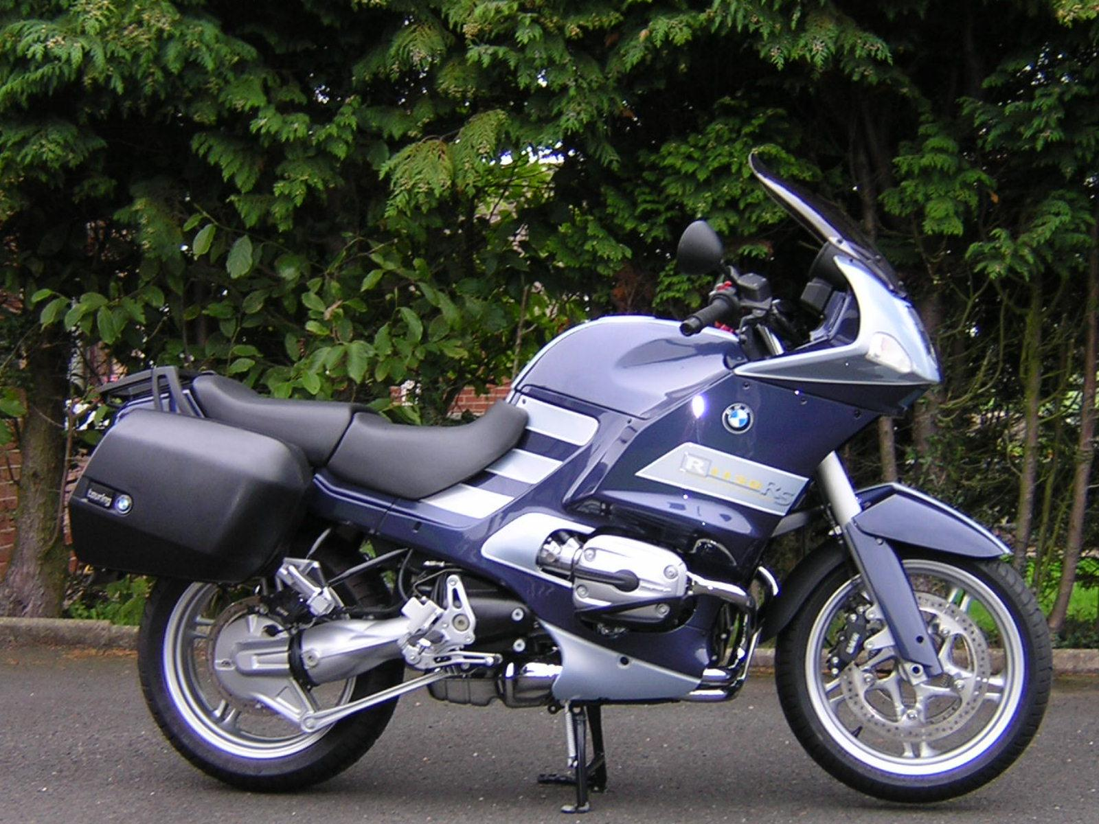 Bmw R1150rs Photos Photogallery With 1 Pics Carsbase Com