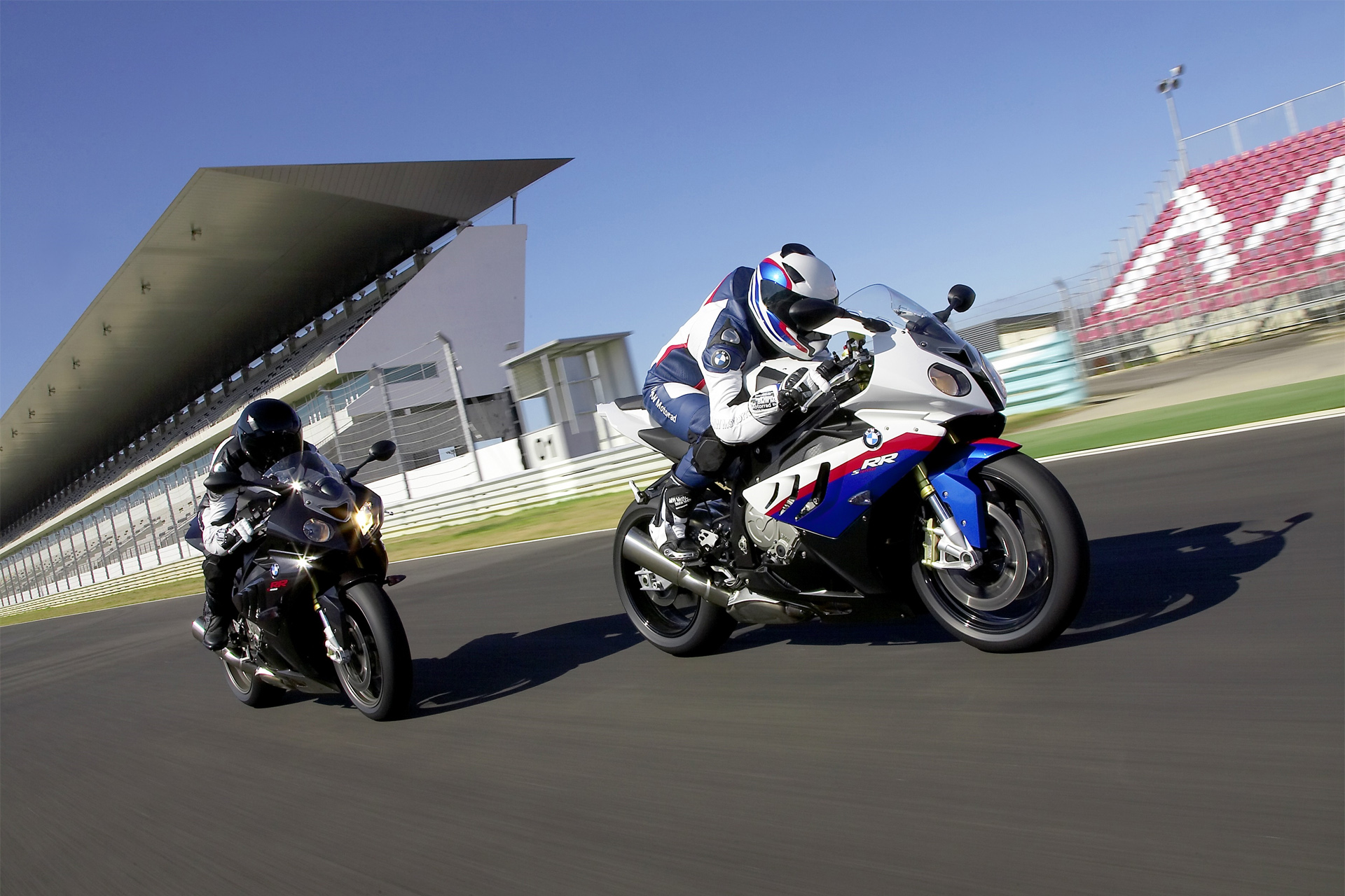 New BMW S1000RR Pictures
