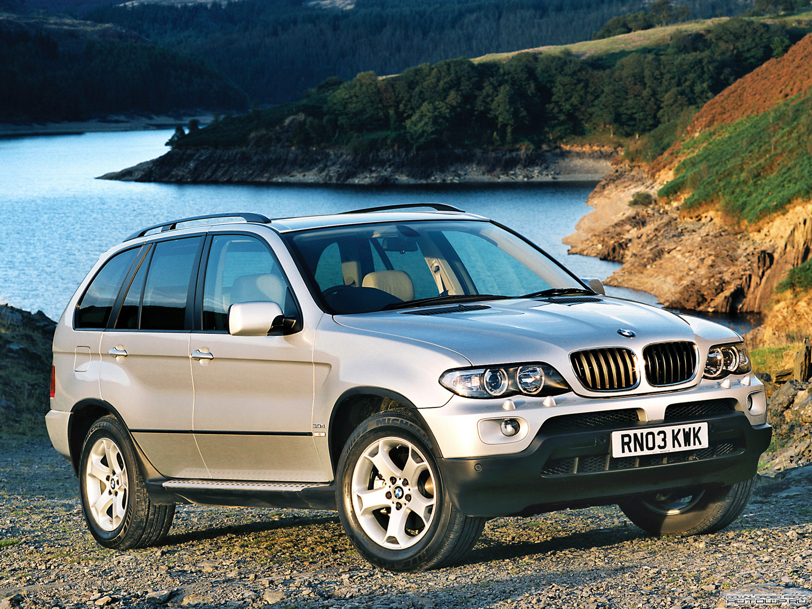 BMW X5 E53 picture # 61841 | BMW photo gallery | CarsBase.com