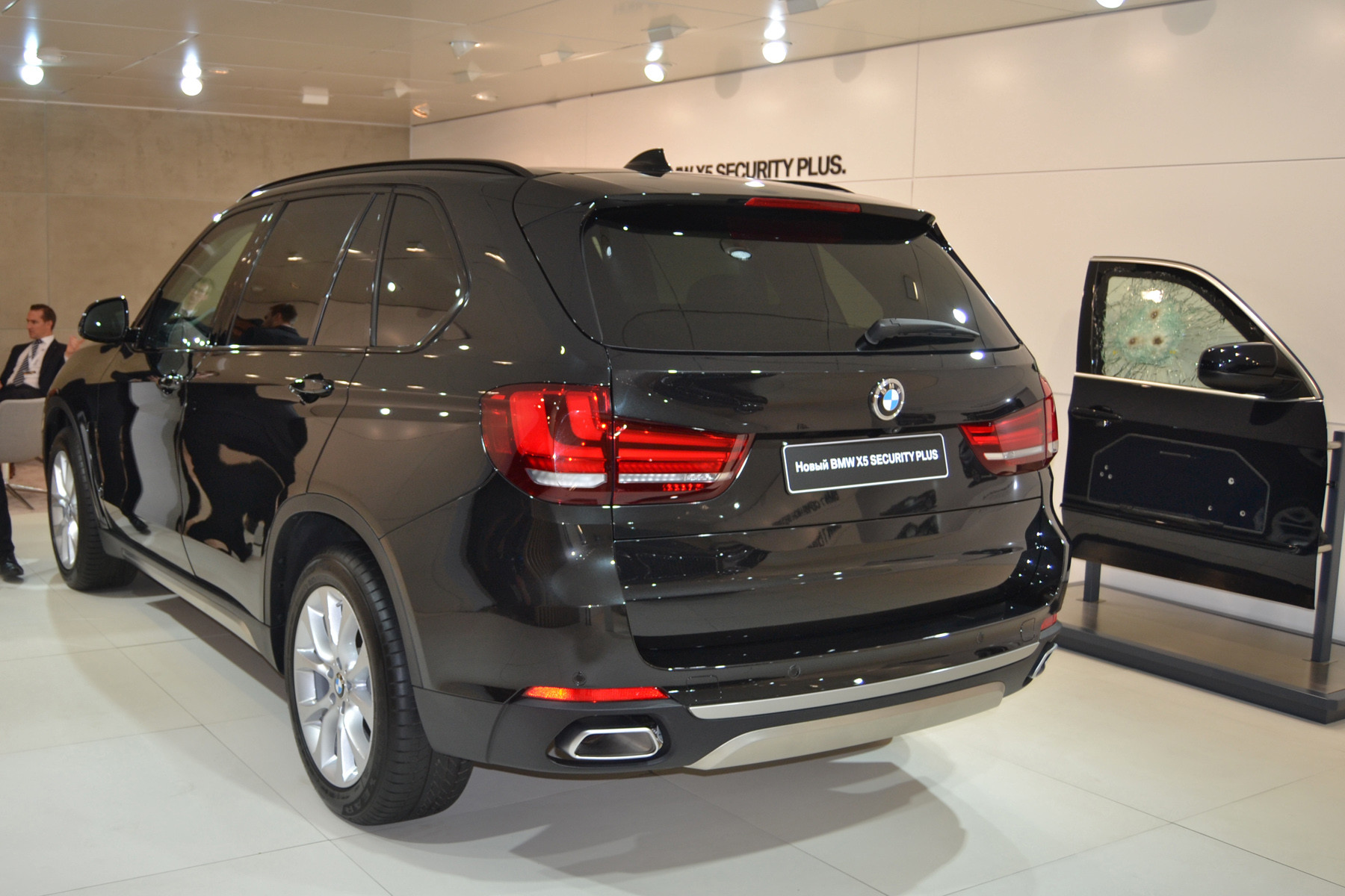 Bmw X5 Security Plus Photos Photogallery With 37 Pics