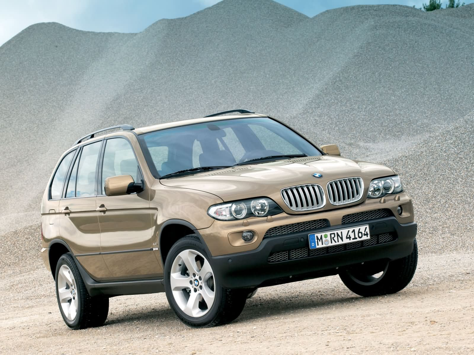 BMW X5 picture # 2553   BMW photo gallery   CarsBase.com