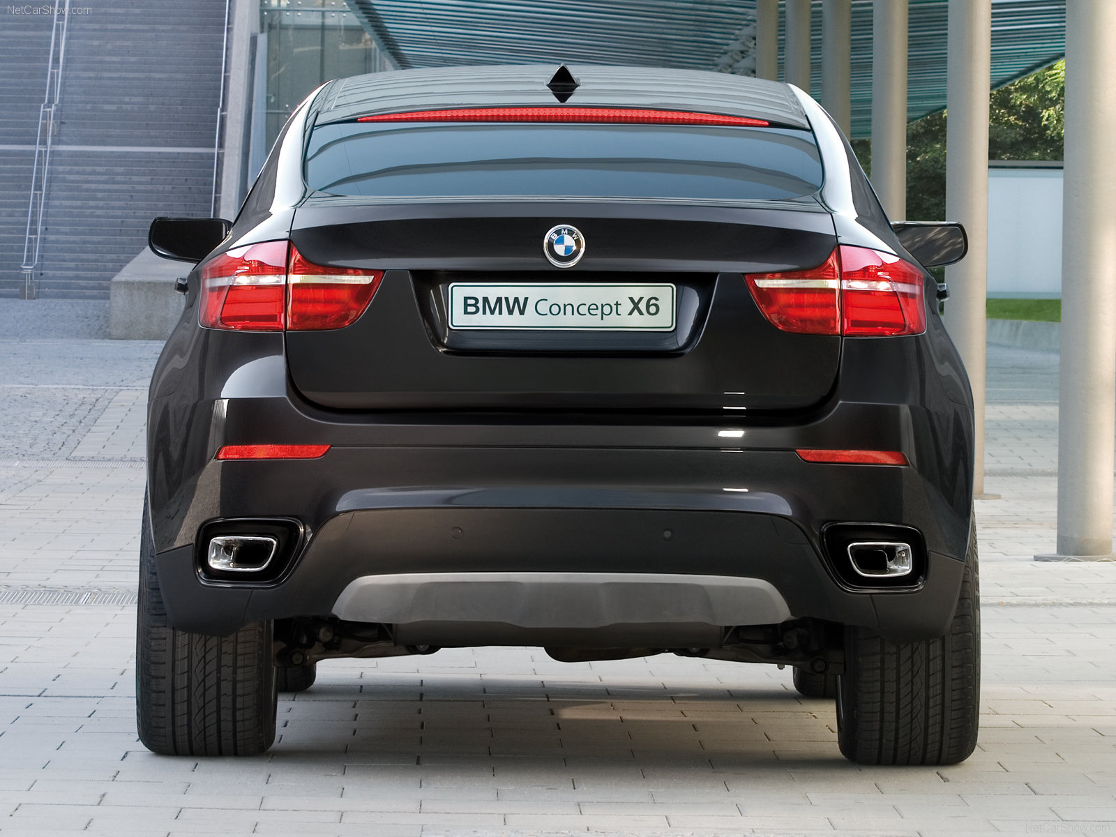 Bmw X6 Picture 47360 Bmw Photo Gallery Carsbase Com