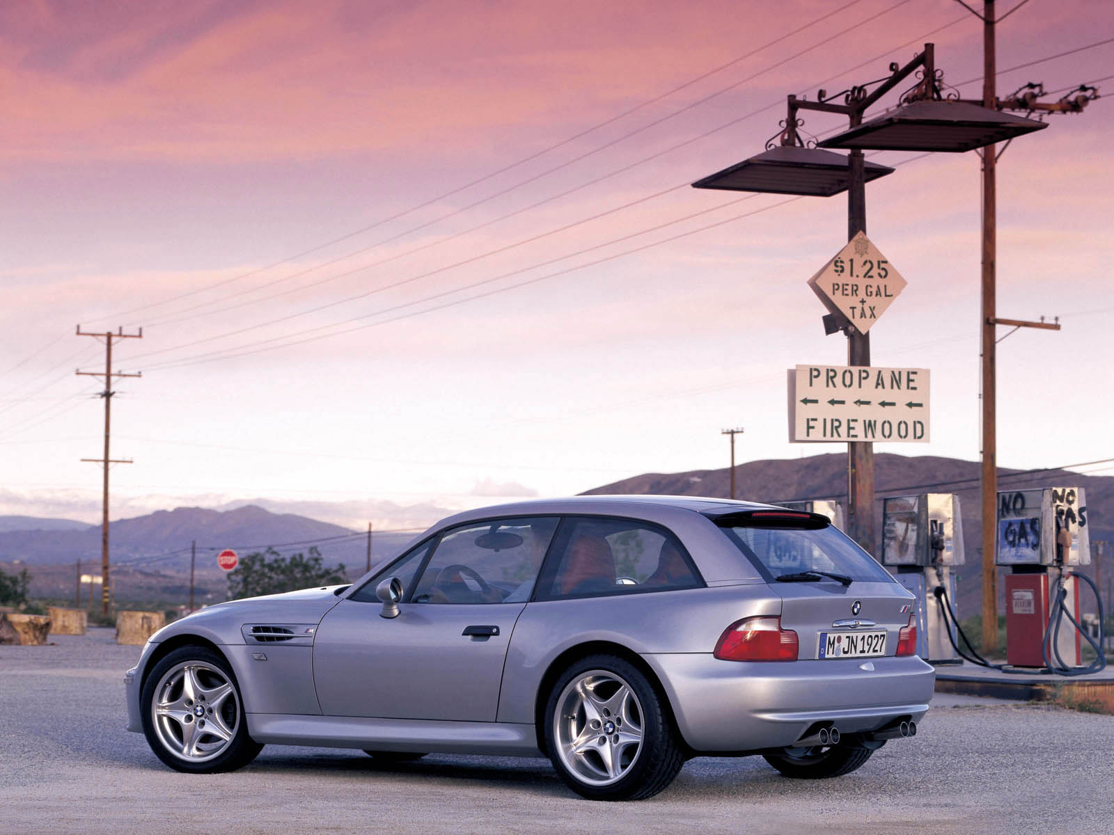 BMW Z3 M Coupe photo #10297