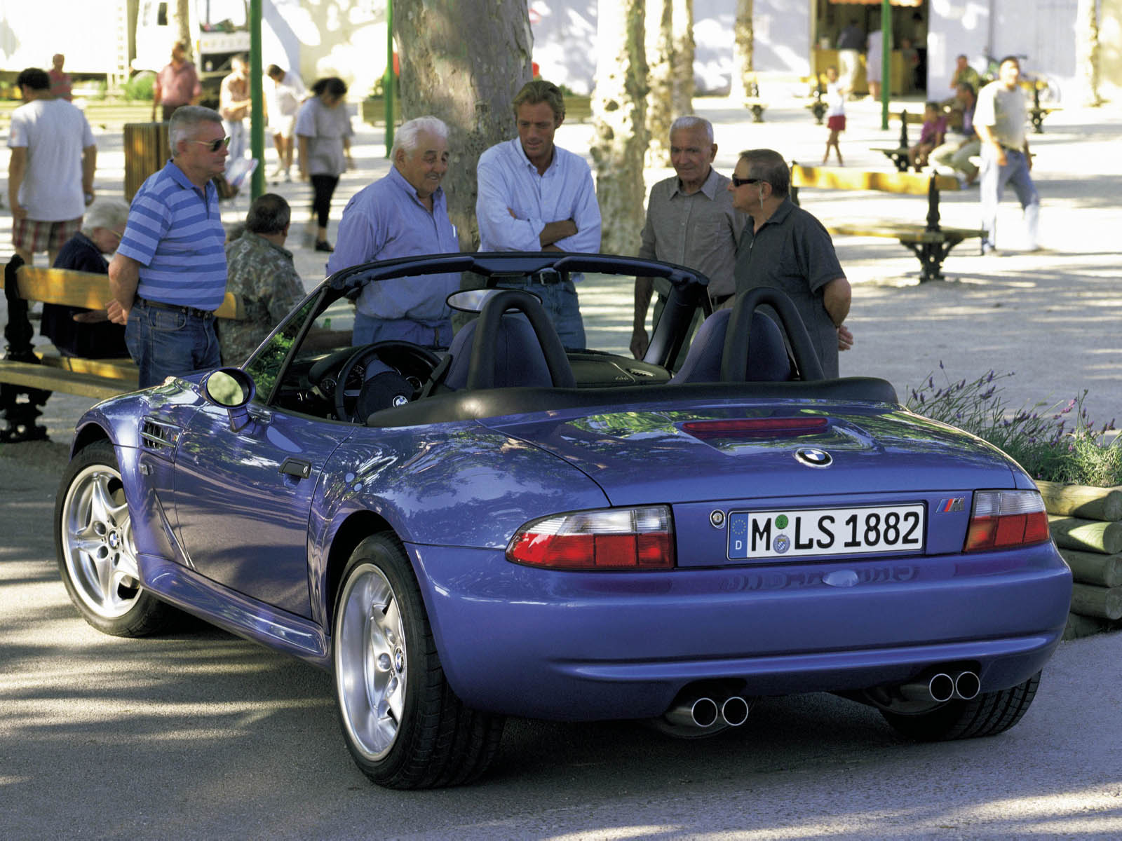 Bmw Z3 M Roadster Picture 10302 Bmw Photo Gallery