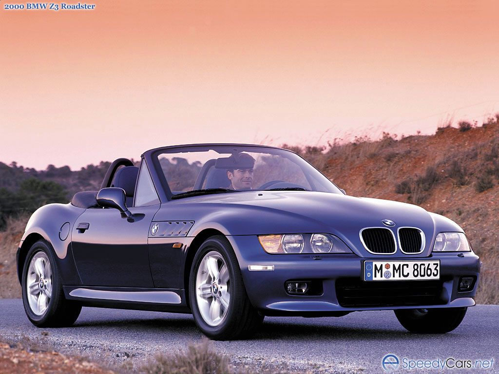 Bmw Z3 Roadster Photos Photogallery With 5 Pics Carsbase Com