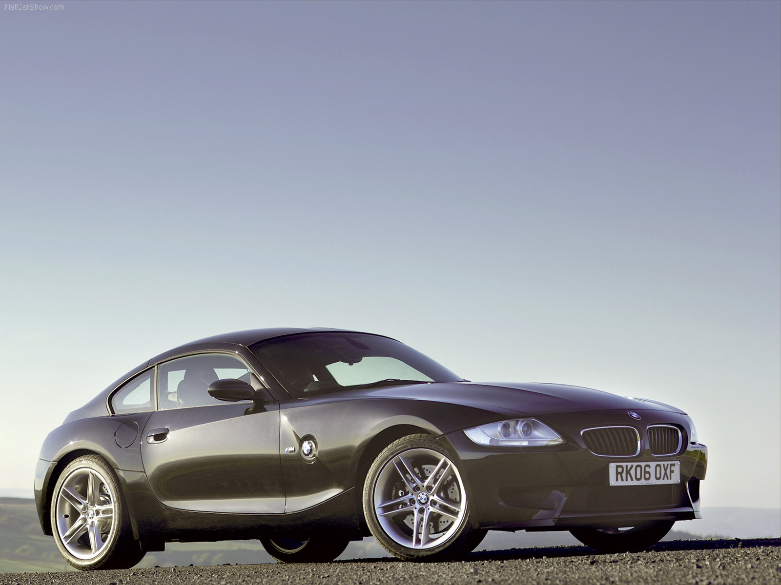 Bmw Z4 M Coupe Photos Photogallery With 27 Pics