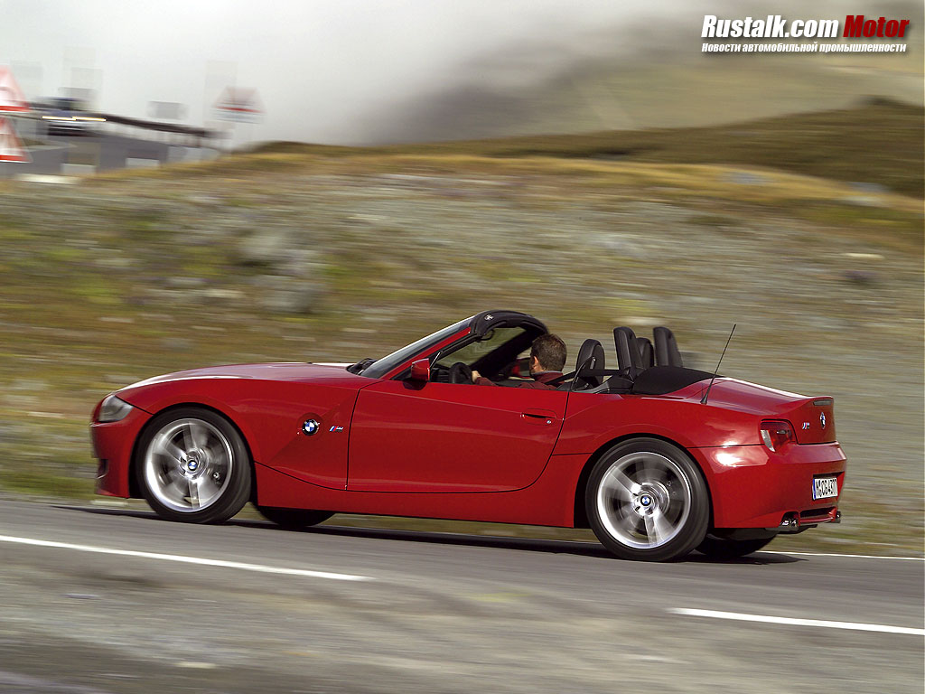 Bmw Z4 M Roadster Photos Photogallery With 12 Pics
