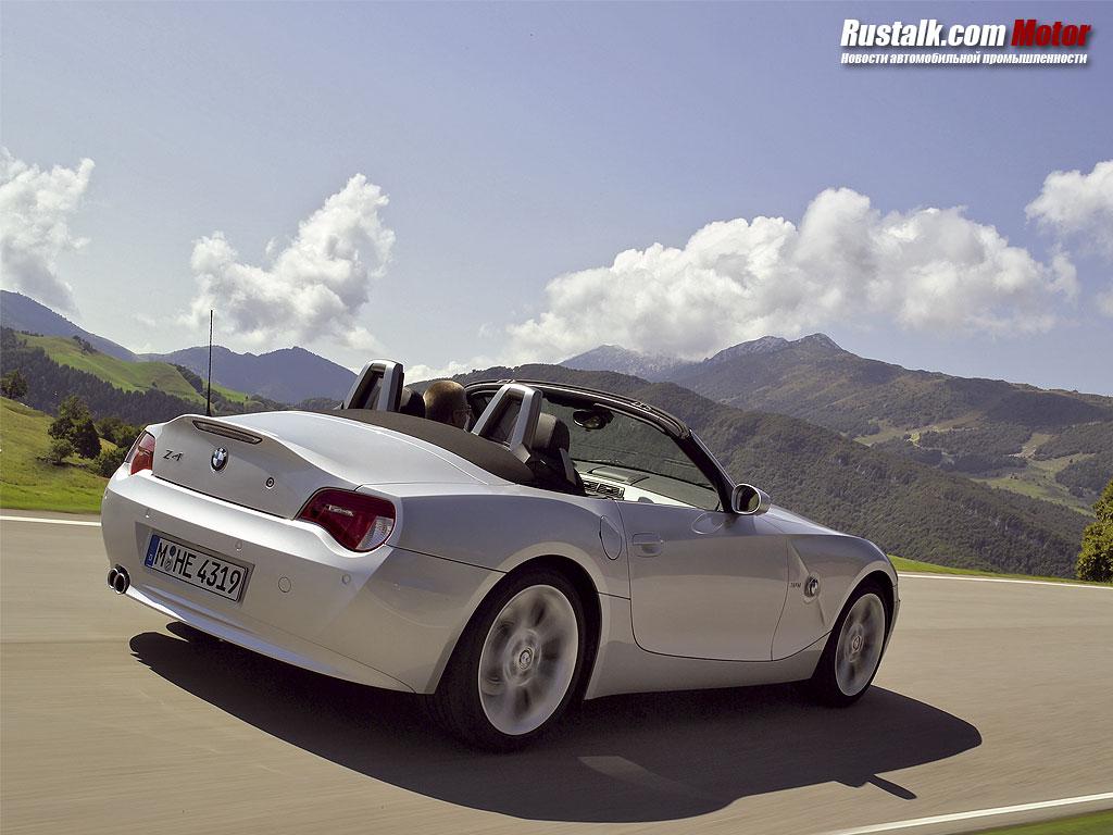 BMW Z4 M Roadster photo 29788