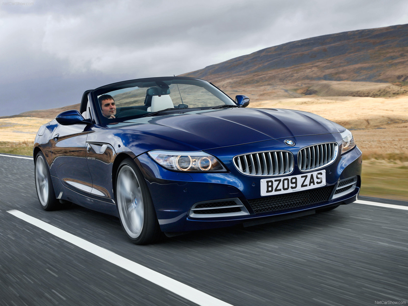 Bmw Z4 Picture 64202 Bmw Photo Gallery Carsbase Com