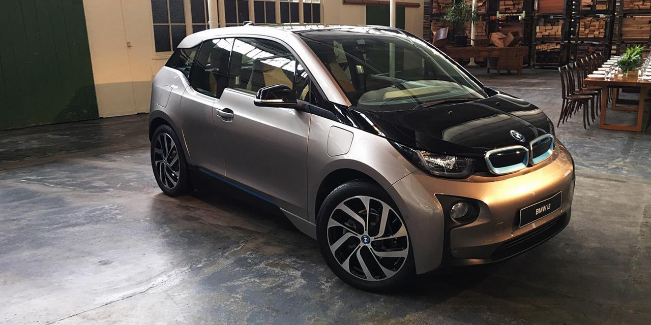 BMW i3 photo 170004