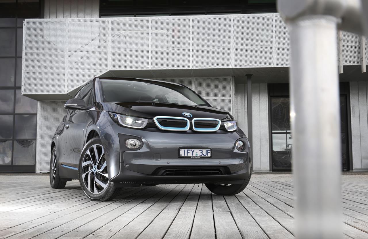 BMW i3 photo 170006