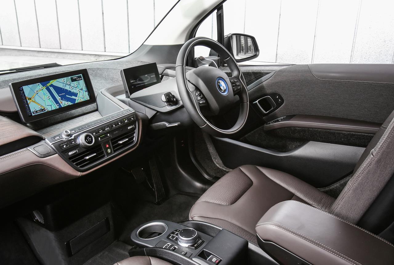 BMW i3 photo 170008