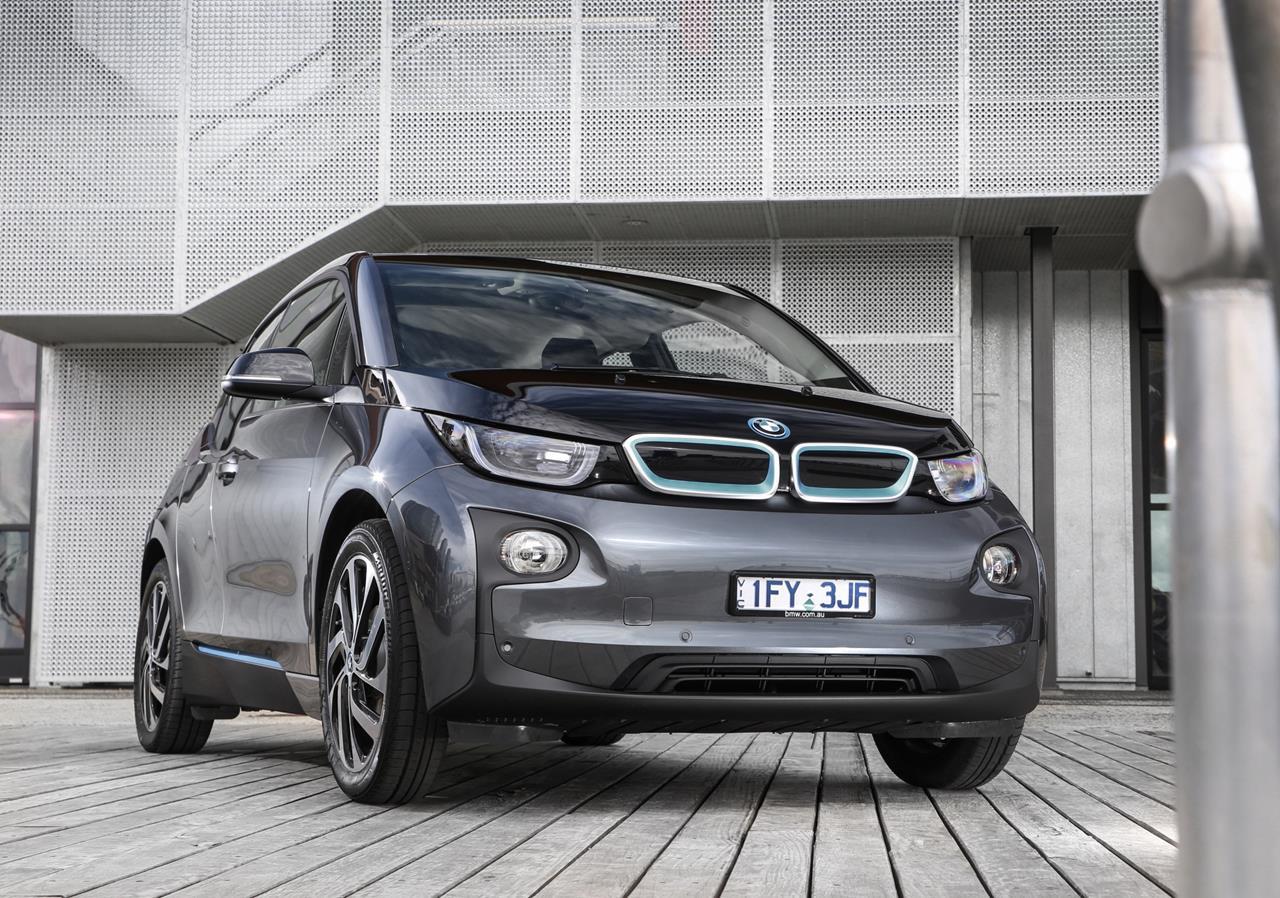 BMW i3 photo 170009