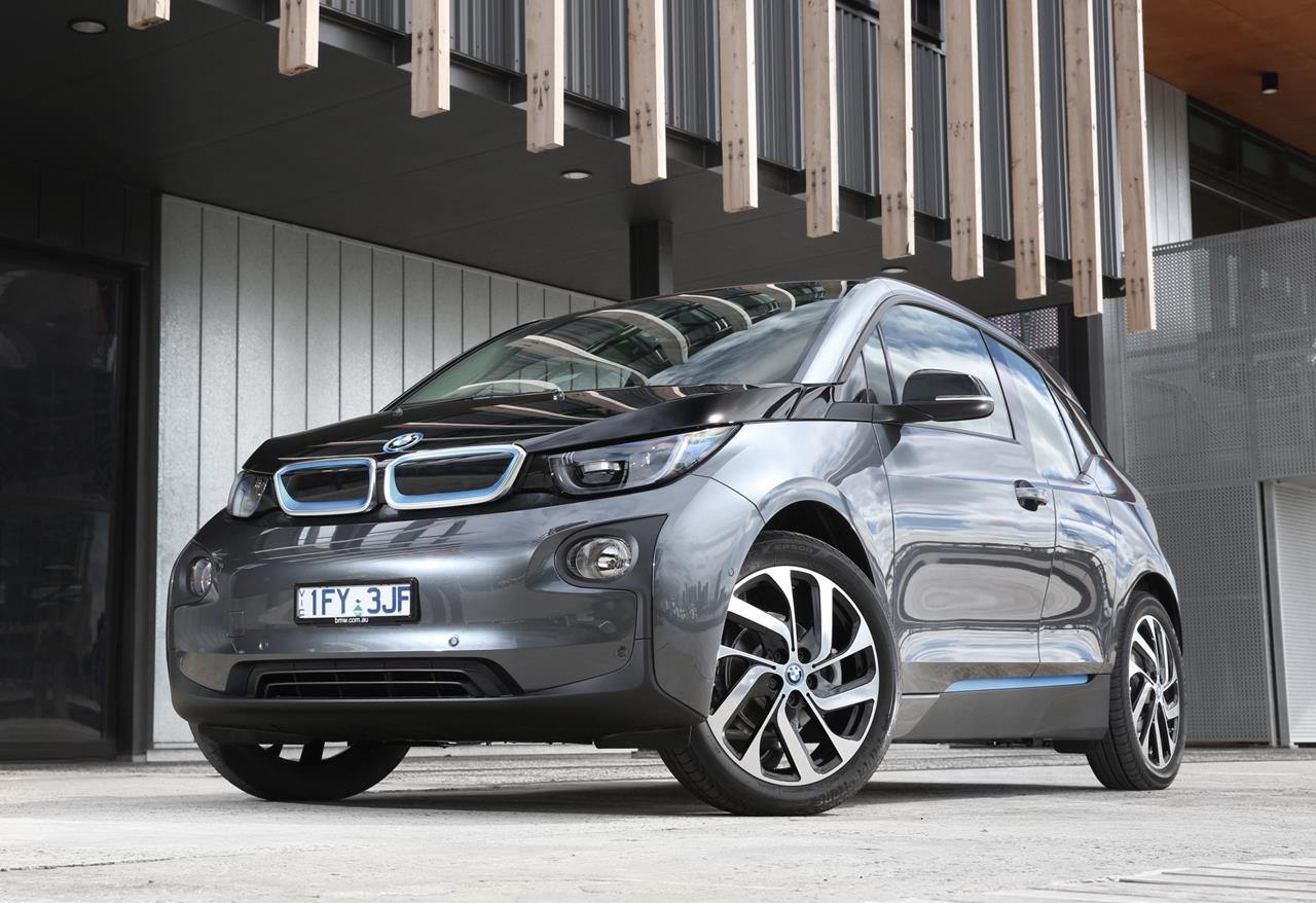 BMW i3 photo 170028