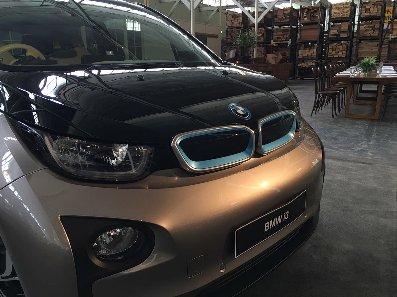 BMW i3 photo 170030