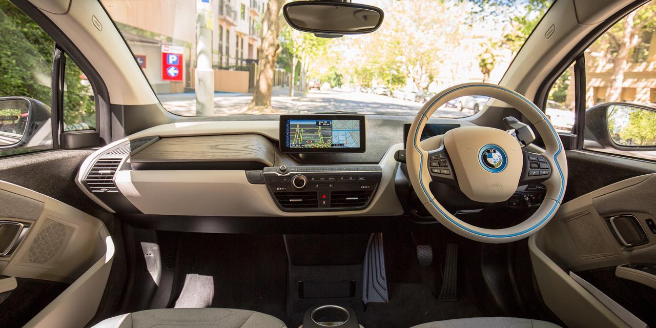 BMW i3 photo 171705