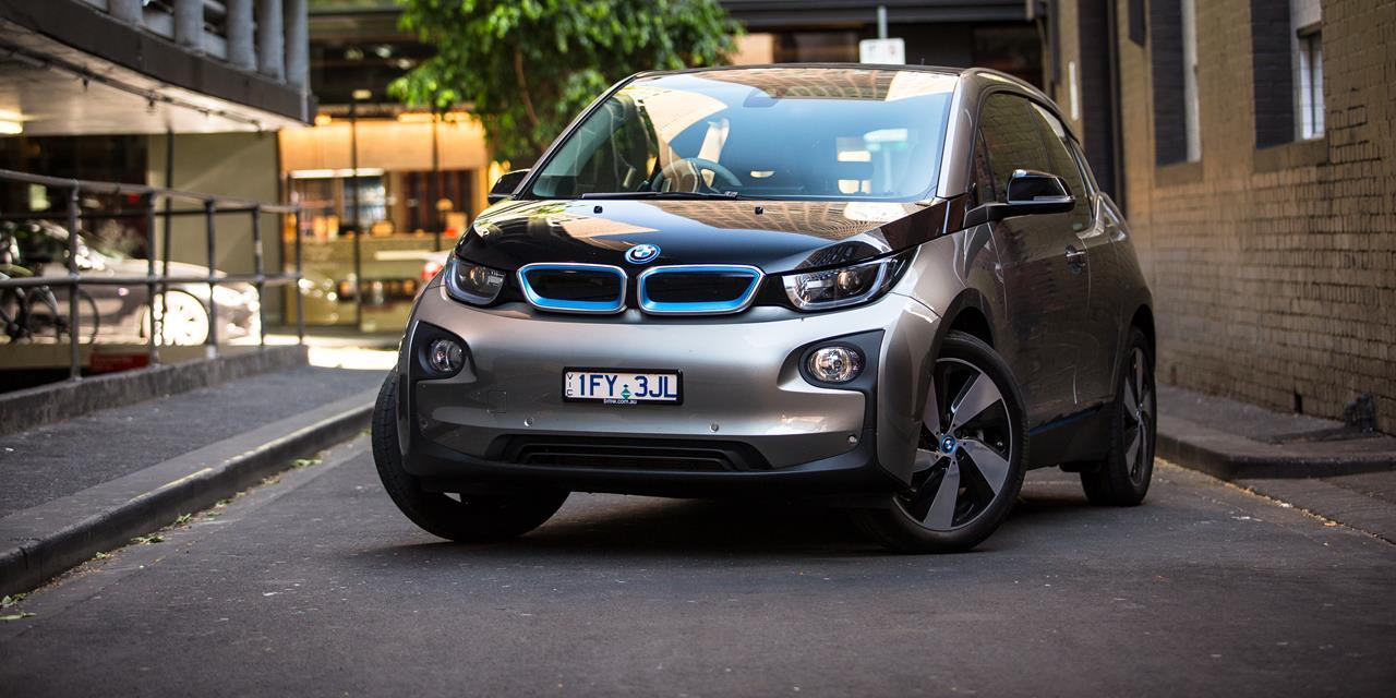 BMW i3 photo 171709
