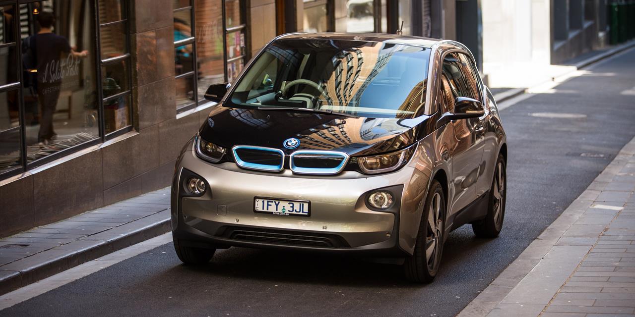 BMW i3 photo 171710