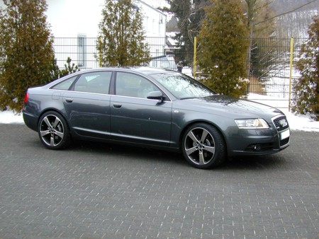 B b audi a6 4f photos photogallery with 5 pics for Audi a6 4f interieur