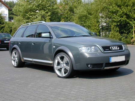 B&B Audi A6 Allroad photo 29496