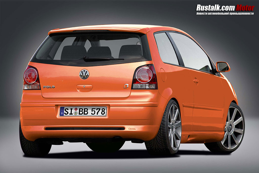 B Amp B Vw Polo 9n3 Gti Photos Photogallery With 6 Pics