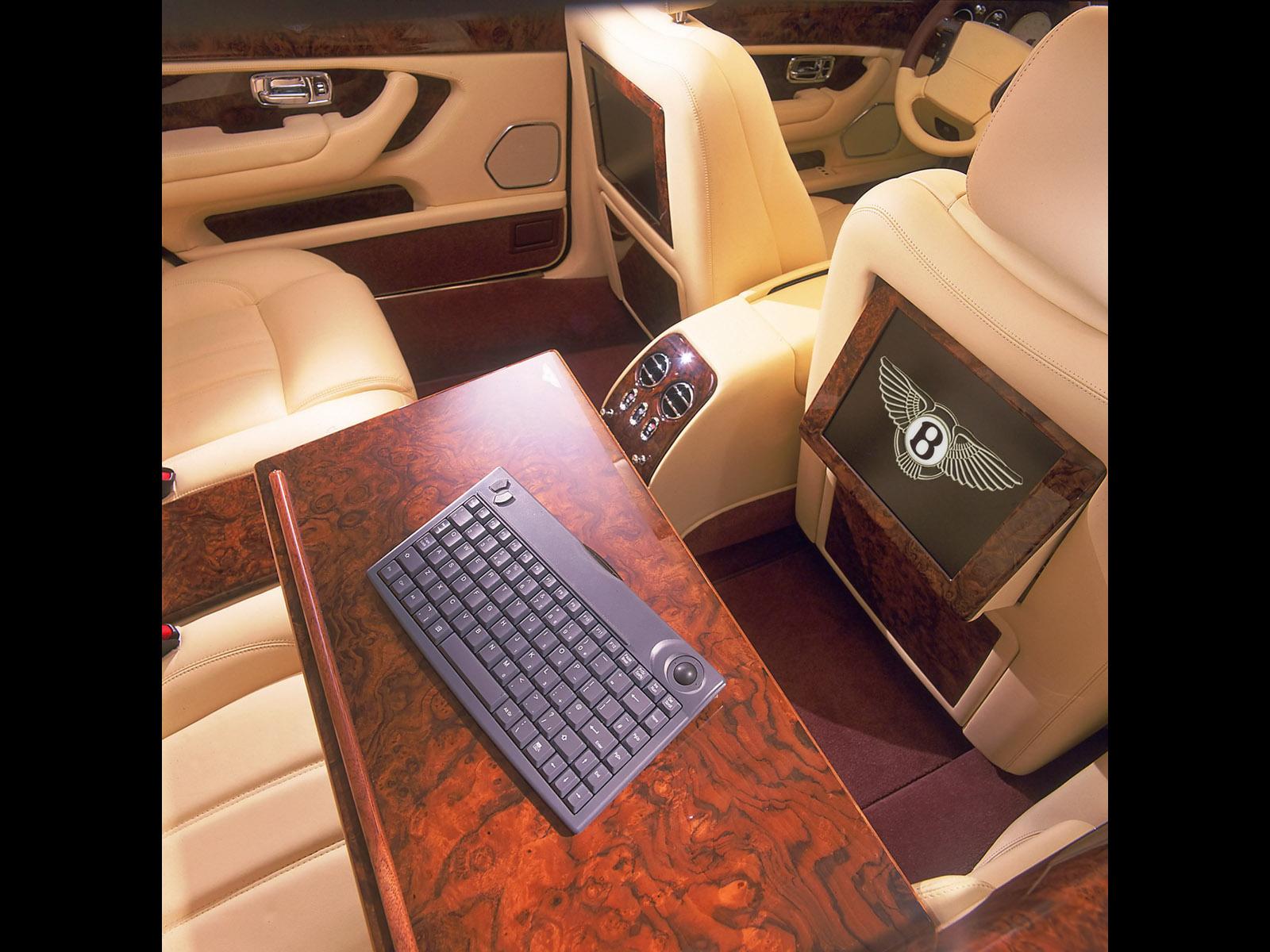 Bentley Arnage Rl #1