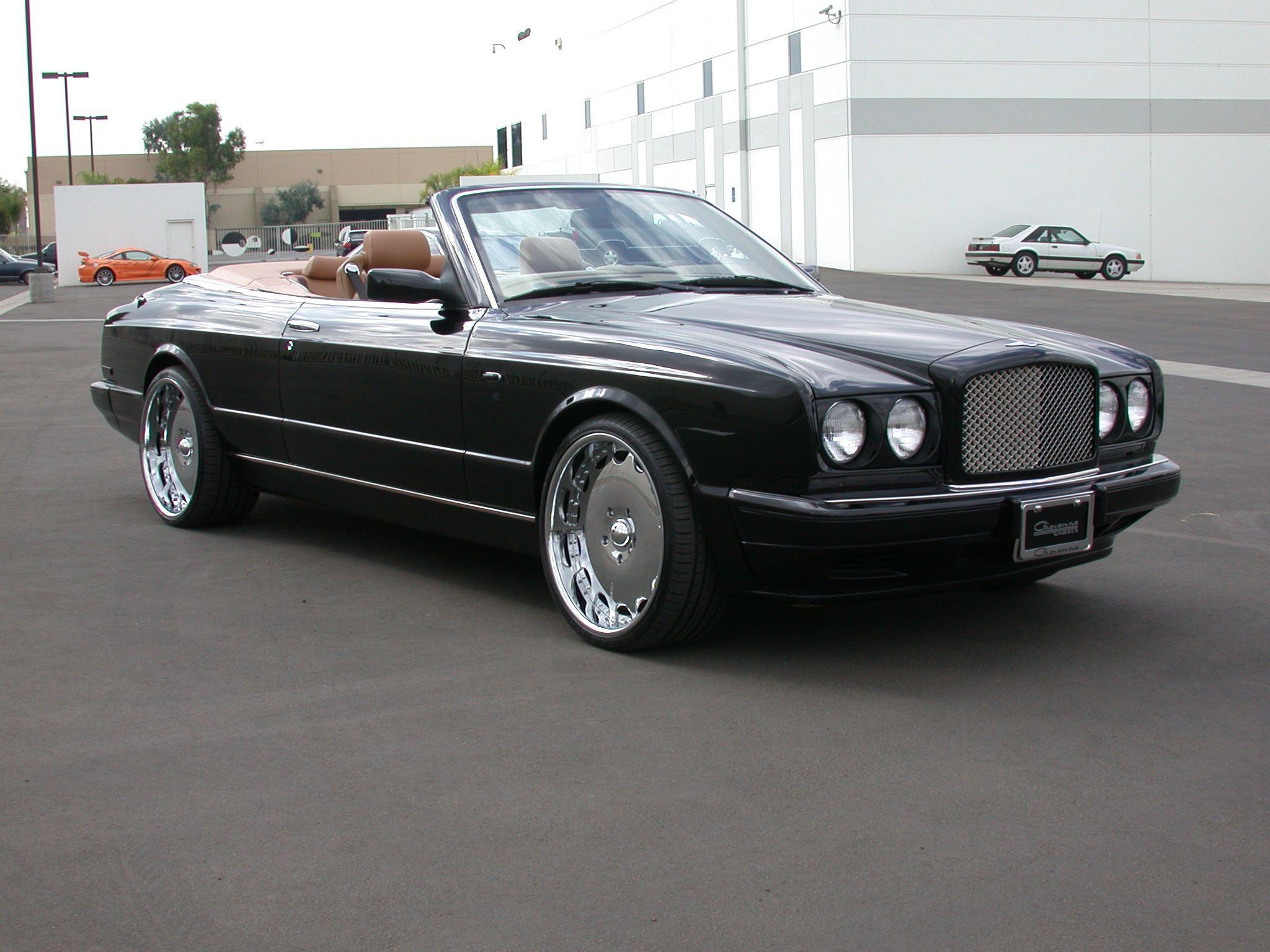 Bentley Azure Photos Photogallery With 50 Pics Carsbase Com