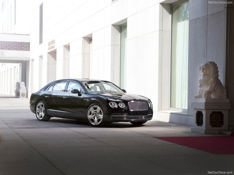 Bentley Continental Flying Spu…