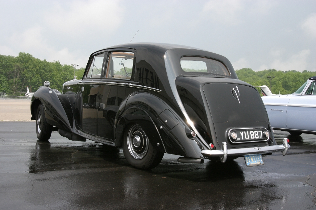 Bentley Mk VI Saloon photo 36305