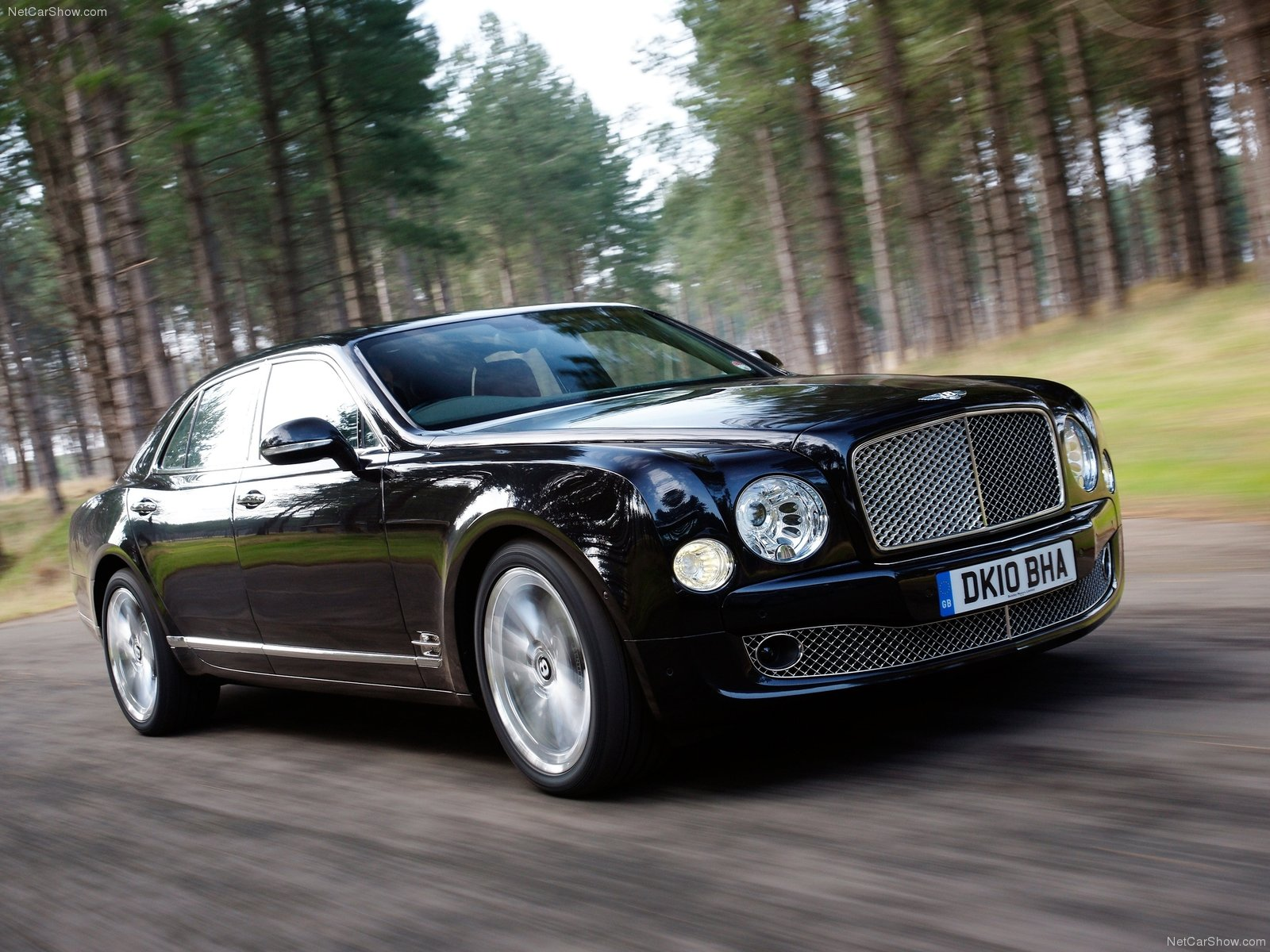 Bentley Mulsanne Picture 74377 Bentley Photo Gallery