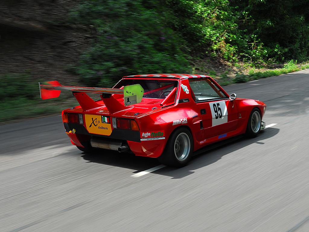 Bertone Fiat X1 9 Photos Photogallery With 11 Pics