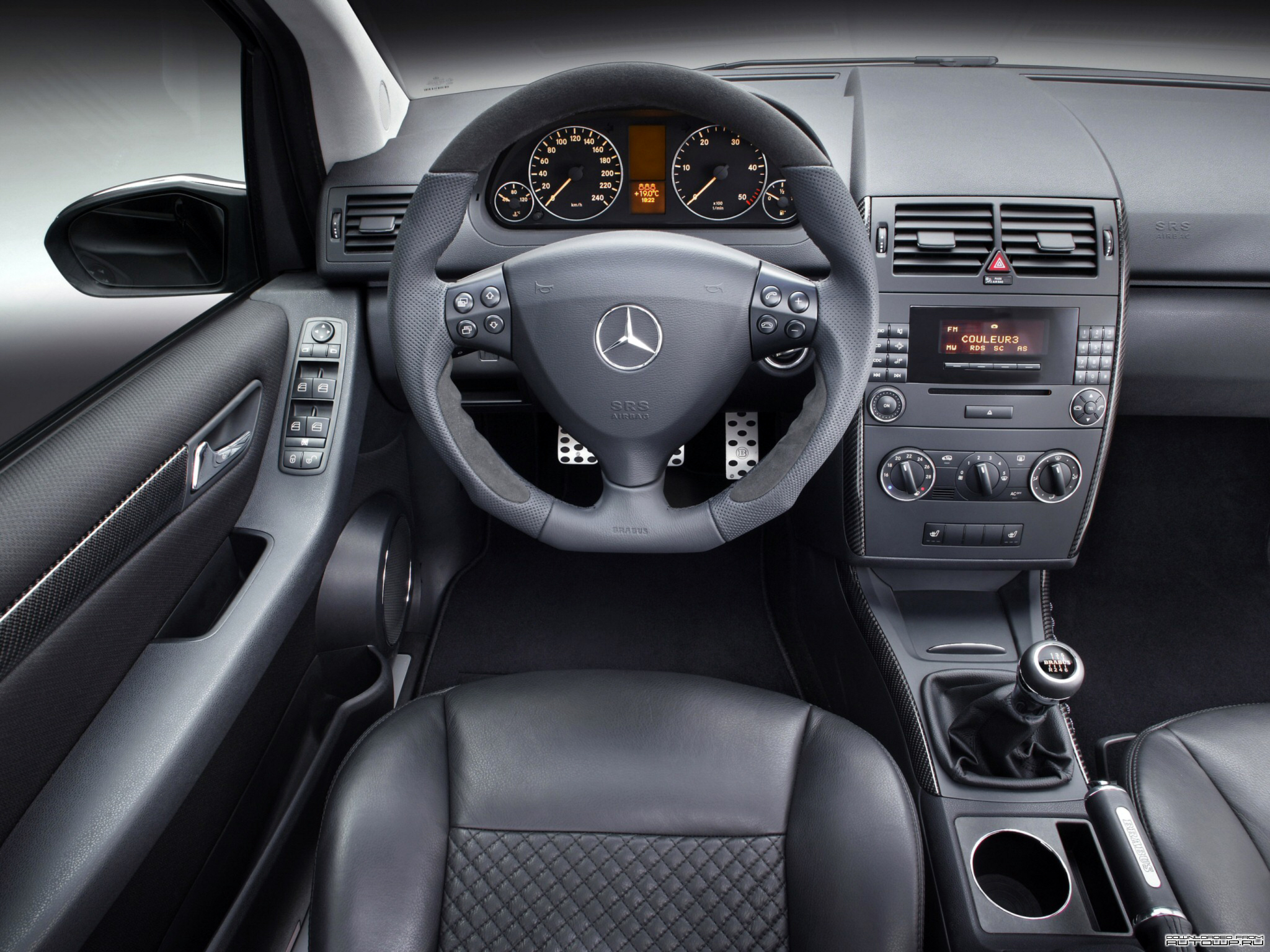 brabus a class 5 door w169 photos photogallery with 6 pics cars pictures. Black Bedroom Furniture Sets. Home Design Ideas