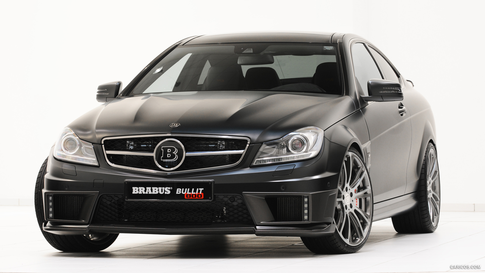 brabus bullit w204 photos photogallery with 58 pics. Black Bedroom Furniture Sets. Home Design Ideas
