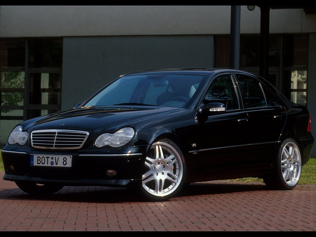 brabus c class w203 picture 395 brabus photo gallery. Black Bedroom Furniture Sets. Home Design Ideas