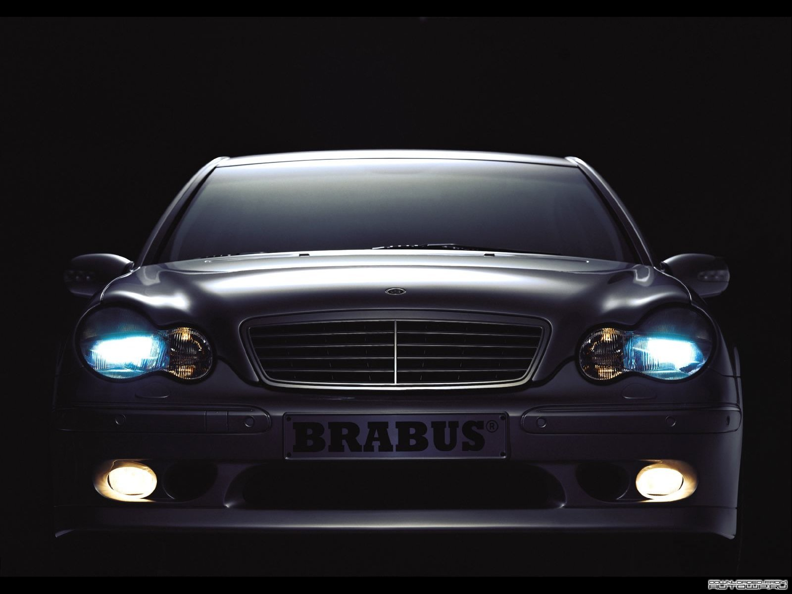 brabus c class w203 picture 60243 brabus photo gallery. Black Bedroom Furniture Sets. Home Design Ideas