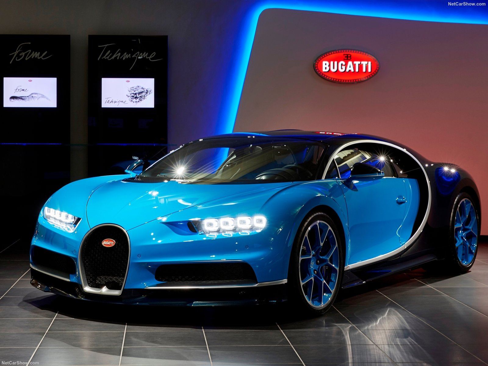 bugatti chiron picture 181317 bugatti photo gallery. Black Bedroom Furniture Sets. Home Design Ideas