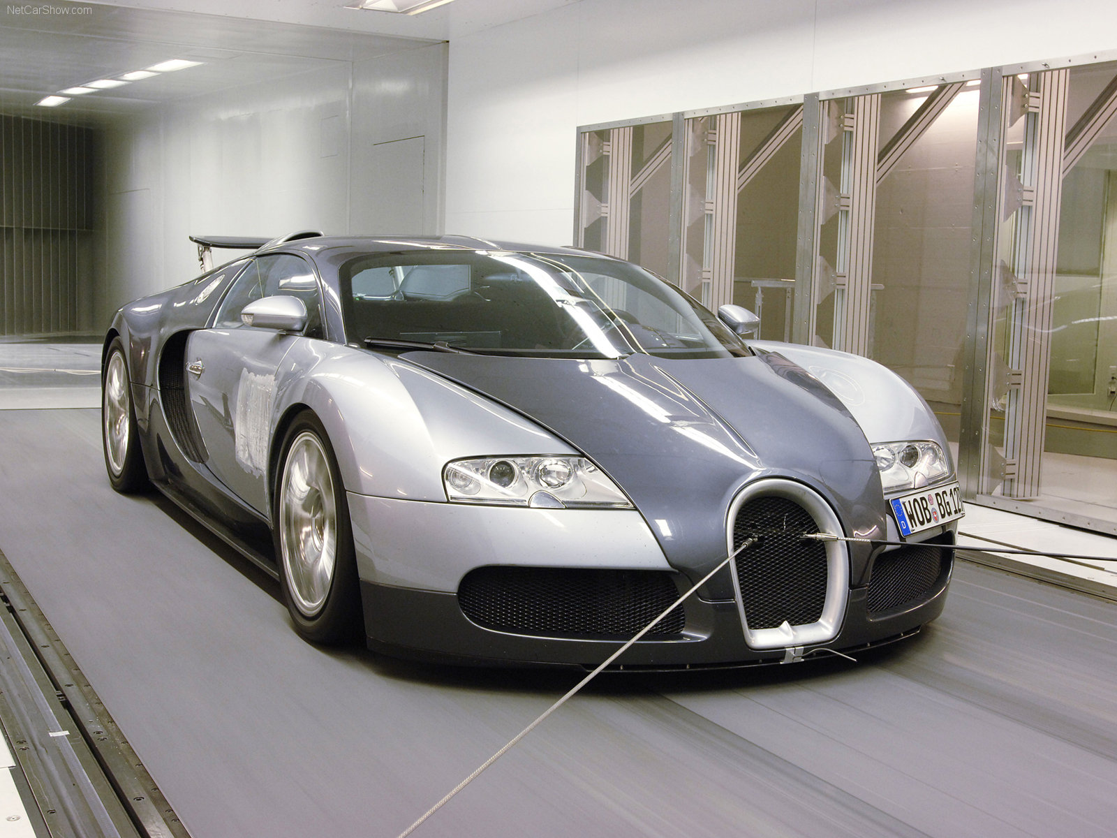 Bugatti EB 16.4 Veyron photo 32567