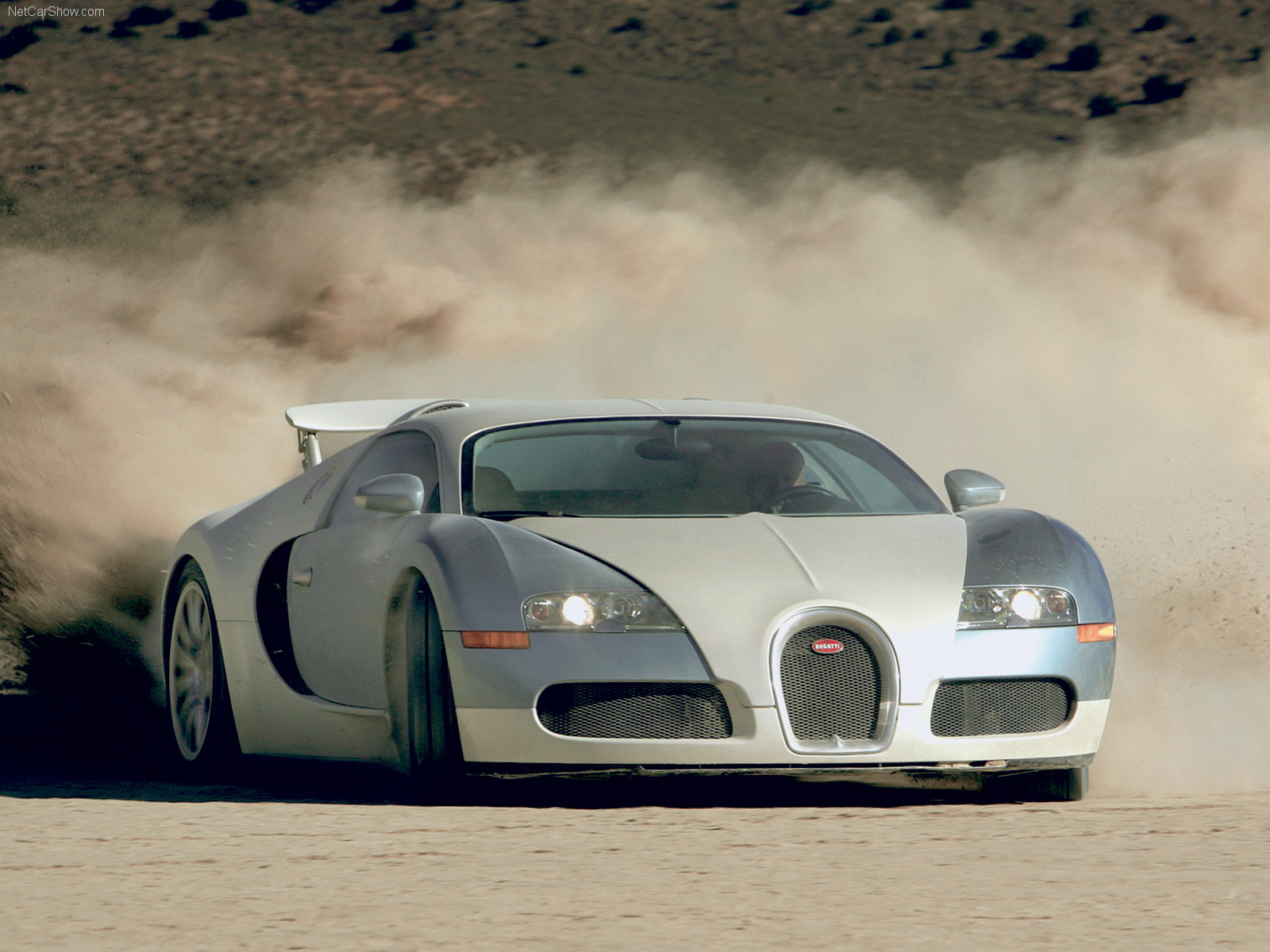 Bugatti EB 16.4 Veyron photo 32568