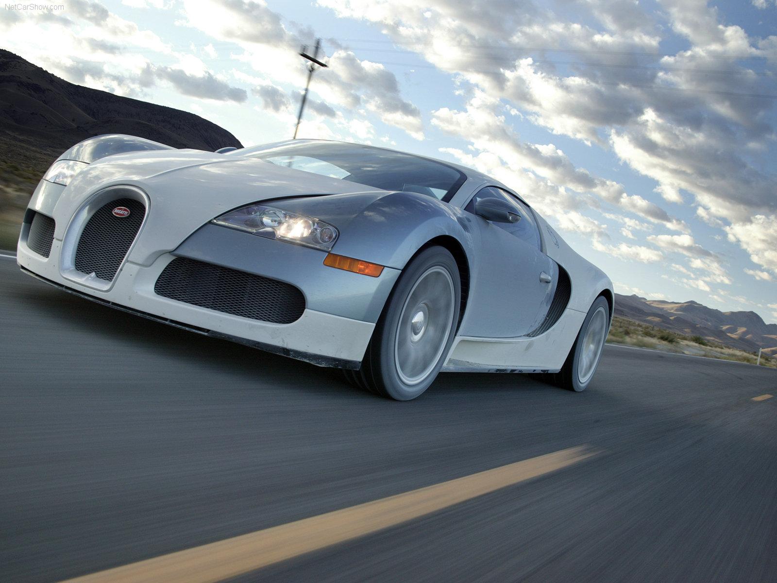 Bugatti EB 16.4 Veyron photo 32570