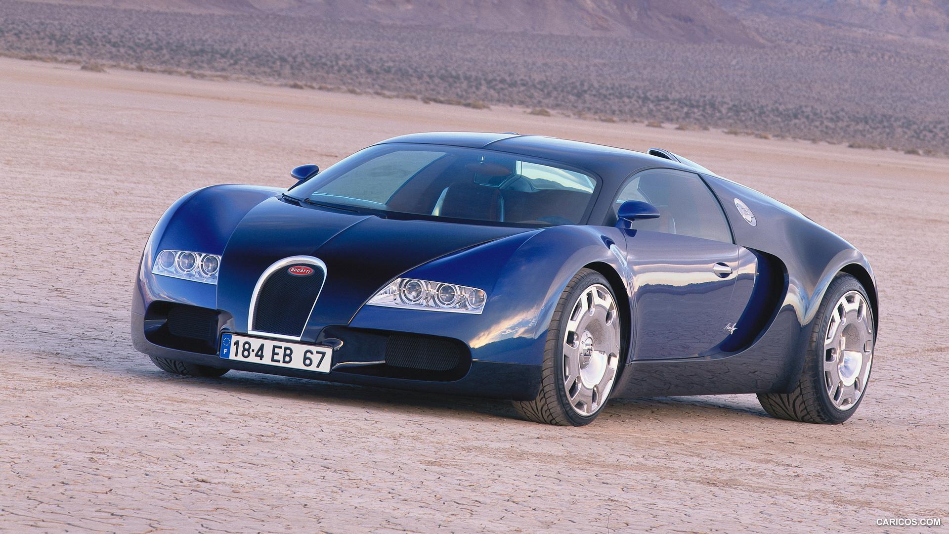bugatti eb 18 4 veyron concept picture 108152 bugatti. Black Bedroom Furniture Sets. Home Design Ideas